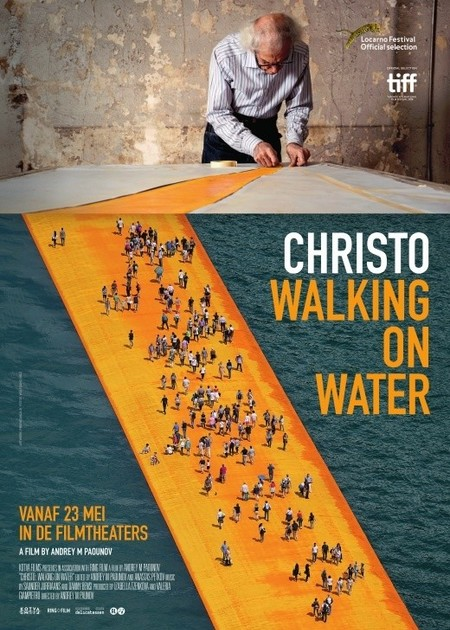 CHRISTO-WALKING ON WATER E/i