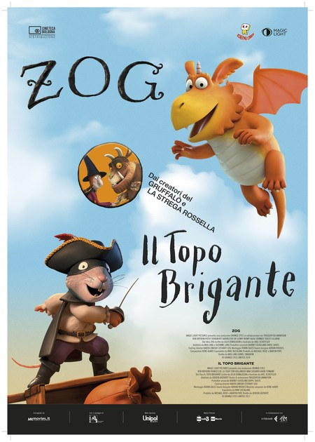 ZOG & IL TOPO BRIGANTE (ZOG & THE HIGHWAY RAT)